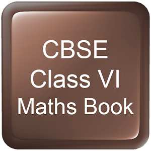 CBSE Class VI Maths Book for PC