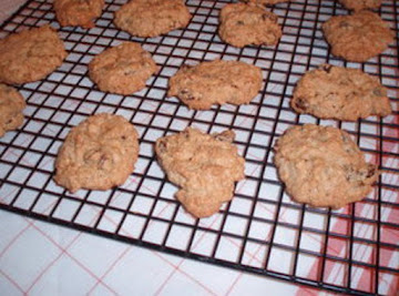 Oatmeal Spice Cookies Recipe
