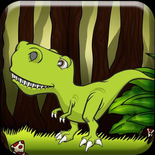 Dino Rex Adventure Run
