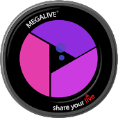 "Megalive "" Share your Live """