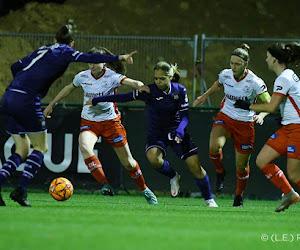 📷 🎥 De beelden van de 5-0 tussen Anderlecht en Zulte Waregem in Super League