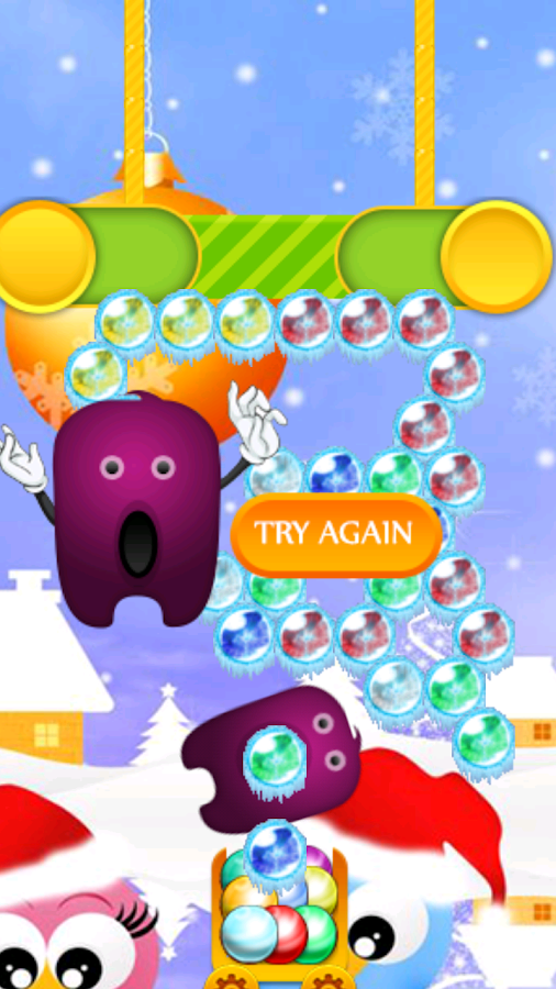 Bubble Shooter 2017- screenshot