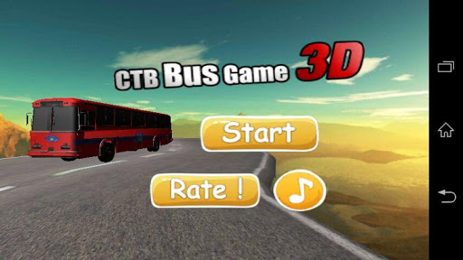 CTB Bus Game 3D screenshot 1