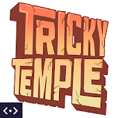 Tricky Temple for Merge Cube