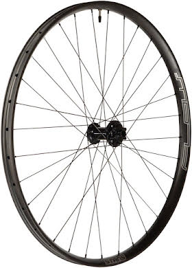 "Stans No Tubes Flow CB7 Front Wheel - 27.5"", 15 x 110mm, 6-Bolt, Black alternate image 4"