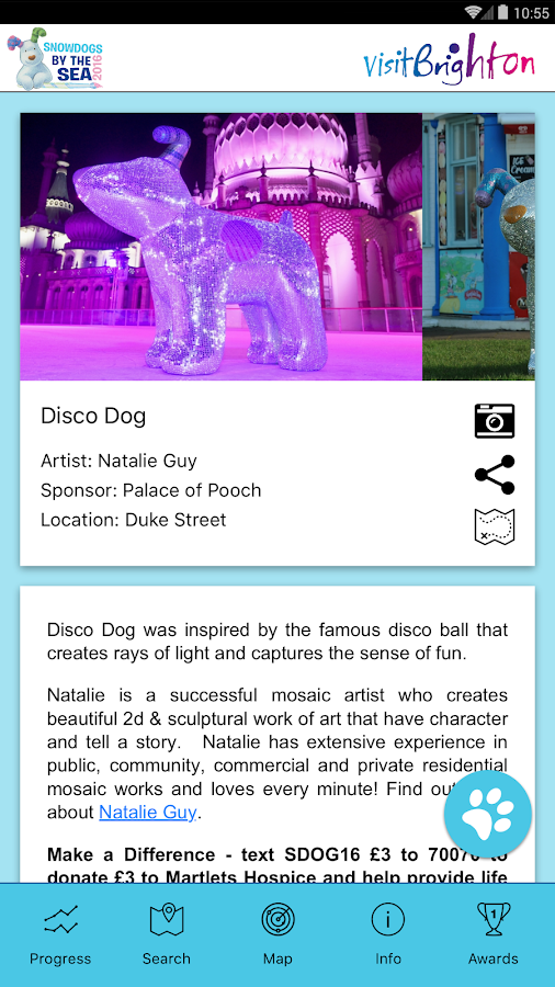 Snowdogs by the Sea- screenshot