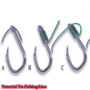 Tutorial Tie Fishing Line - náhled