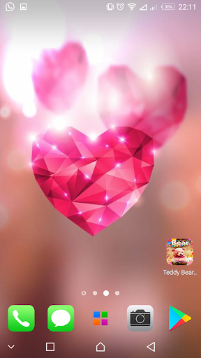 Wallpapers for girls ❤ Girly backgrounds 1.0 screenshots 2