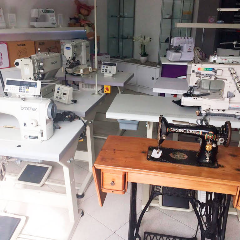 Boutique de la máquina de coser - Servicio De Reparación