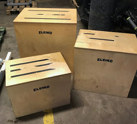 Plyobox 75 cm, Eleiko