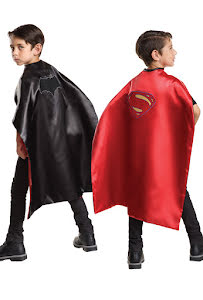 Batman vs Superman cape deluxe, barn