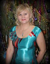 Photo: Цветы из ткани своими руками, Самара. Цветок из ткани платья-модель Ольга