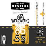 DESTIHL 85 In A 55