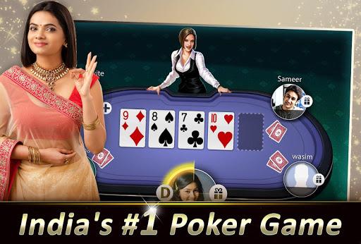 Poker Gold - Texas Holdem Poker Online Card Game 5.25 screenshots 1