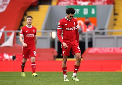 Liverpool perd un sponsor