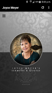Joyce Meyer's Sermons & Quotes - náhled