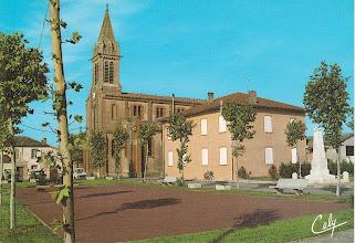 Photo: 82 - Saint-Étienne-de-Tulmont  Carte postée en 1985