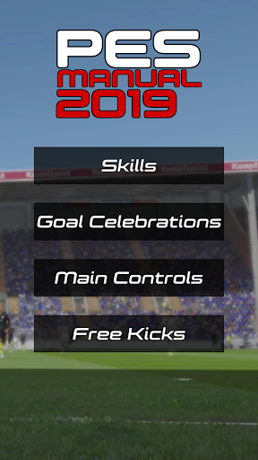 PES 2019 Manual (Controls, Tip & Tricks) app (apk) free download for