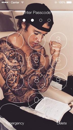 Download Justin Bieber 2018 Hd Slide Unlock Screen Google Play