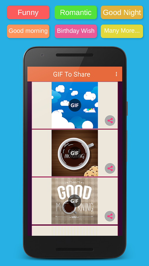 GIF for whatsapp to share - Happy Diwali- screenshot