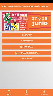 Download XXII Jornadas de la Residencia de Medicina General For PC Windows and Mac apk screenshot 1