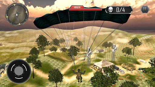 Last Commando Survival: Free Shooting Games  captures d'écran 1