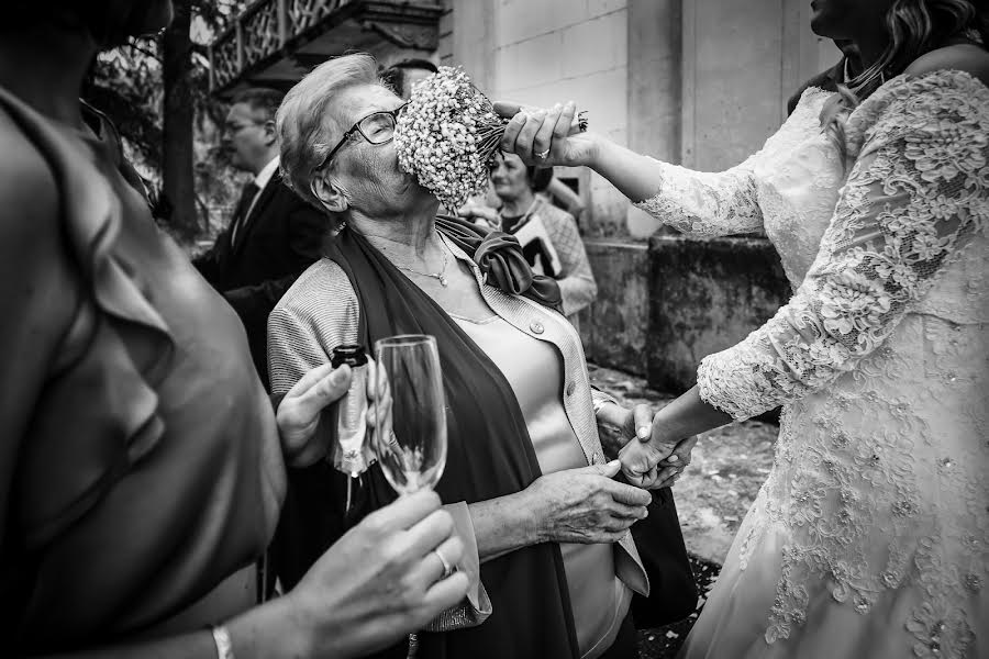 Wedding photographer Barbara Fabbri (fabbri). Photo of 25.01.2018