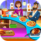 Food Court Cooking - Fast Food Mall Fever icon