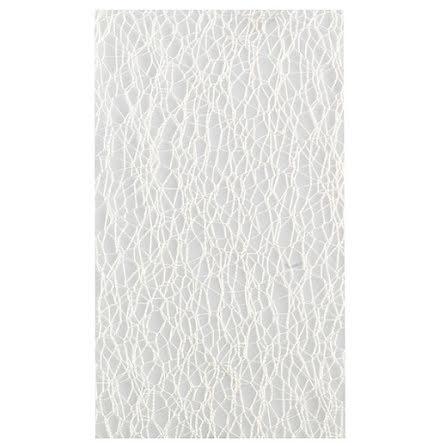 Nageldekorationer white net