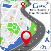 Tải Game GPS Route, Navigation, Live Maps & Street View