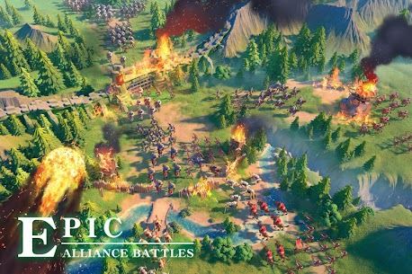 Rise of Kingdoms MOD APK (Unlimited Everything) 3