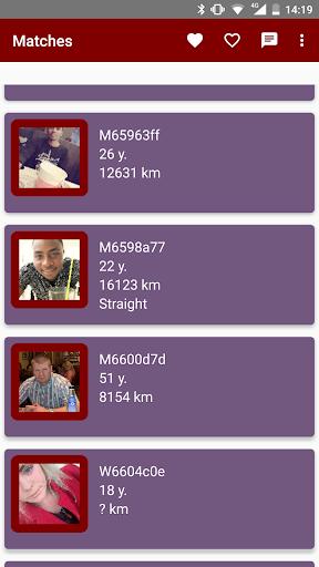 Photo Dating - Free photo matching 2.32 screenshots 4