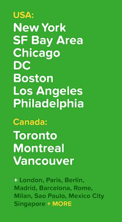 Citymapper - Real Time Transit 4.4.1 screenshot 31690