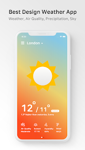 WhatTheWeather (Realtime Weather, Air Pollution) 1.0.22 Android Mod APK 1