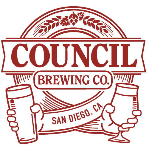 Logo of Council Aged Belgian Quad With Brett