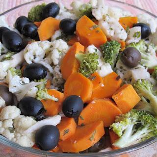 Cold Vegetables Recipes.