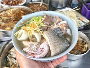 阿喜虱目魚粥