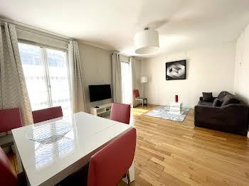 Appartement meublé 4 pièces 61 m2