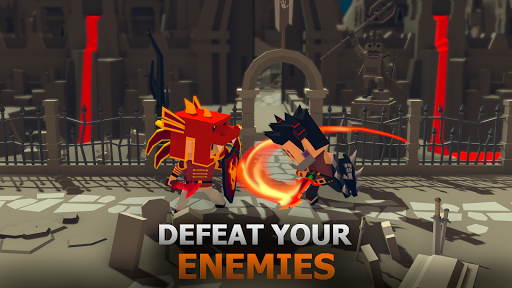 Télécharger Battle Flare - Fighting RPG APK MOD (Astuce) screenshots 1