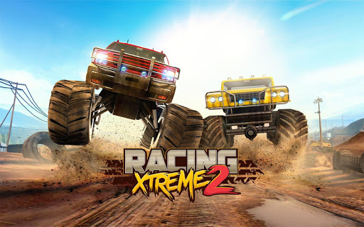 Racing Xtreme 2: Top Monster Truck & Offroad Fun modavailable screenshots 1