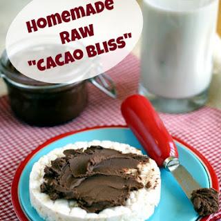"Homemade ""Cacao Bliss""™ (Vegan, Grain-free, sugar-free, nut-free, dairy-free, soy-free, Paleo)"