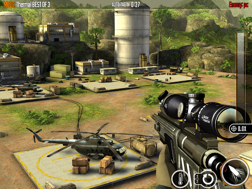 Sniper Strike u2013 FPS 3D Shooting Game 3.102 screenshots 10