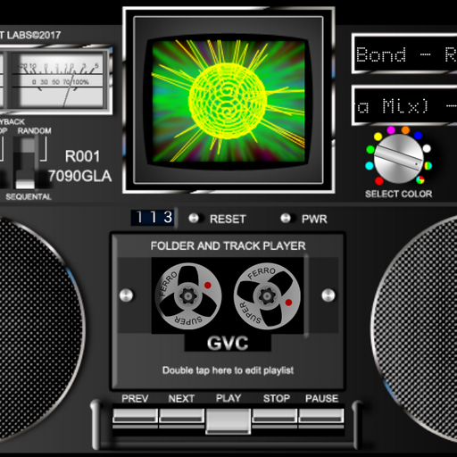 winamp visualizations vu meter