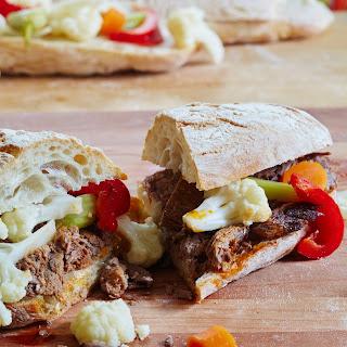 Chicago-Style Italian Beef Sandwiches Recipe
