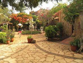 Photo: Hotel at Toubab Dialaw