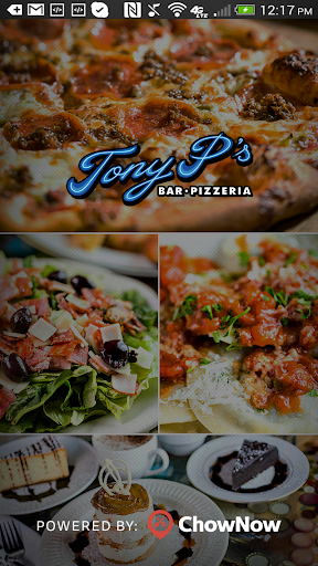 Tony P's Bar Pizzeria