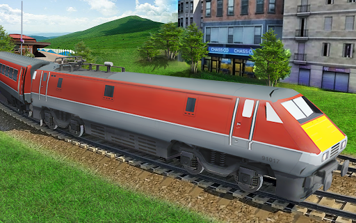 Euro Train Simulator 2019 1.7 Screenshots 12