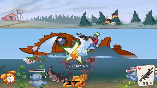 Super Dynamite Fishing FREE screenshot 11