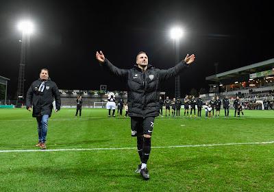 """Verlaat Danijel Milicevic België na elf seizoenen? """"Kans bestaat dat we onze carrières hier samen afsluiten"""""""