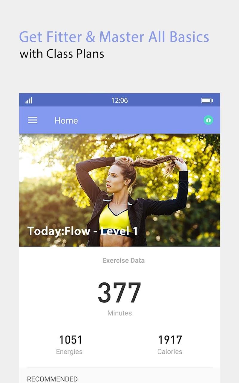 Daily Yoga - Yoga Fitness Plans Screenshot 7